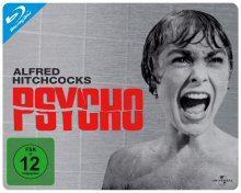 Psycho (Limited Quersteelbook) (1960) [Blu-ray]