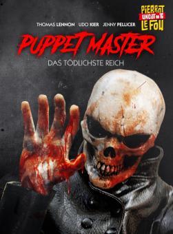 Puppet Master - Das tödlichste Reich (Limited Mediabook, Blu-ray+DVD) (2018) [FSK 18] [Blu-ray]