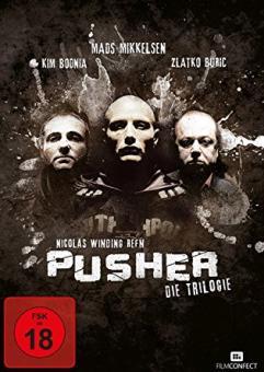 Pusher (Die Trilogie, 3 DVDs) [FSK 18]
