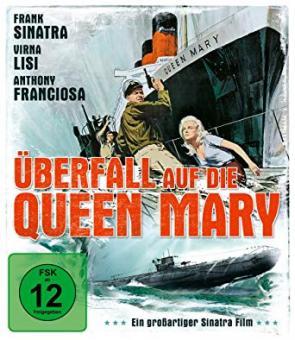 Überfall auf die Queen Mary (1966) [Blu-ray]