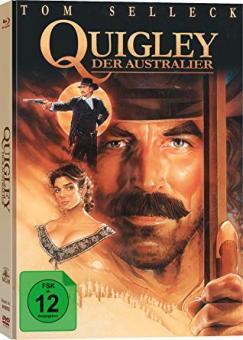 Quigley der Australier (Limited Mediabook, Blu-ray+DVD) (1990) [Blu-ray]