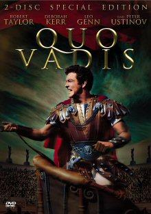Quo Vadis (Special Edition, 2 DVDs) (1951) [Gebraucht - Zustand (Sehr Gut)]