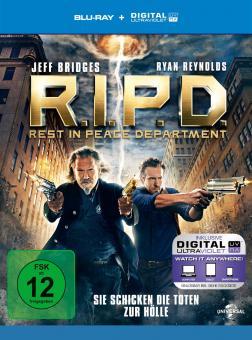R.I.P.D. (2013) [Blu-ray]