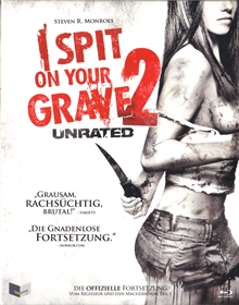I Spit on Your Grave 2 (uncut, Neuauflage) (2013) [FSK 18] [Blu-ray]