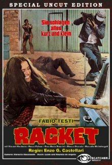 Racket (Cover A) (1976) [FSK 18]