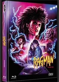Trick or Treat - Ragman (Uncut Limited Mediabook, Blu-Ray + DVD, Cover A) (1986) [Blu-ray]