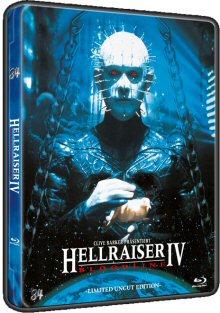 Hellraiser IV (Uncut Limited Metalpak) (1996) [FSK 18] [Blu-ray]