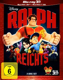 Ralph reichts (+Blu-ray) (2012) [3D Blu-ray]