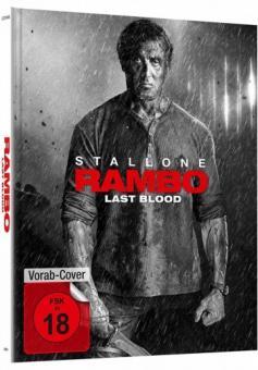 Rambo: Last Blood (Limited Mediabook) (2019) [FSK 18] [Blu-ray]