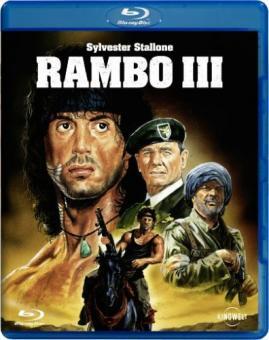 Rambo 3 (1988) [FSK 18] [Blu-ray]