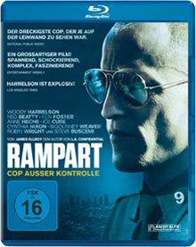 Rampart - Cop außer Kontrolle (2011) [Blu-ray]