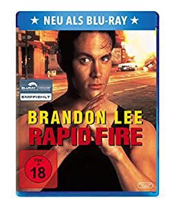 Rapid Fire (Uncut) (1992) [FSK 18] [Blu-ray]