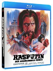 Rasputin - Der wahnsinnige Mönch (1966) [Blu-ray]