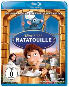 Ratatouille (2007) [Blu-ray]