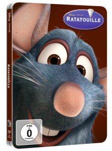 Ratatouille (Limited Edition, Steelbook) (2007)