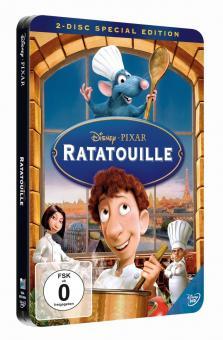 Ratatouille (2 DVDs Special Edition, Steelbook) (2007)