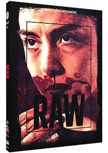 Raw (Limited Mediabook, Blu-ray+DVD, Cover C) (2016) [Blu-ray]