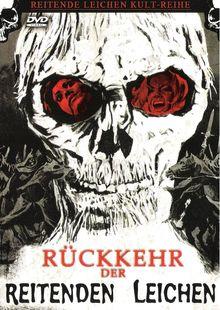 Die Rückkehr der reitenden Leichen (Uncut, 2 DVDs) (1973) [FSK 18]