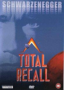 Total Recall (Uncut) (1990) [FSK 18] [UK Import mit dt.Ton]
