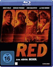 R.E.D. - Älter. härter. besser. (2010) [Blu-ray]