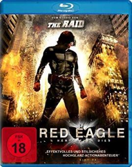 Red Eagle (2010) [FSK 18] [Blu-ray]