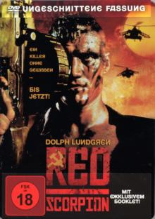 Red Scorpion (Uncut, Steelbook) (1989) [FSK 18]
