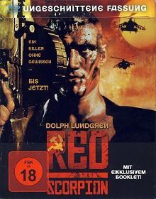 Red Scorpion (Uncut, Steelbook) (1989) [FSK 18] [Blu-ray]