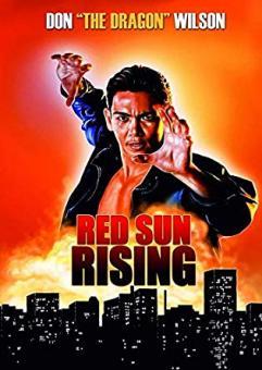 Red Sun Rising (Limited Mediabook, Blu-ray+DVD, Cover B) (1993) [FSK 18] [Blu-ray]
