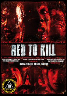 Red To Kill (Uncut) (1994) [FSK 18]