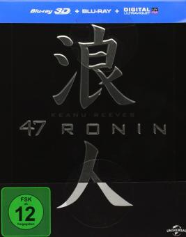 47 Ronin (Limited Steelbook) (Blu-ray + Digital Ultraviolet) (2013) [3D Blu-ray]