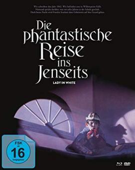 Die phantastische Reise ins Jenseits (Limited Mediabook, 2 Blu-ray's+DVD, Cover B) (1988) [Blu-ray]