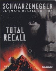 Total Recall (Ultimate Rekall Edition - Remastered) (1990) [FSK 18] [Blu-ray]
