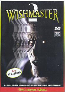 Wishmaster 2 - Das Böse stirbt nie (Uncut) (1999) [FSK 18]