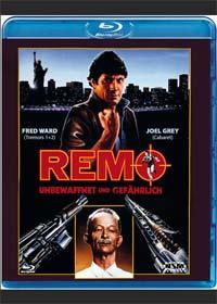 Remo - Unbewaffnet und gefährlich (1985) [Blu-ray]