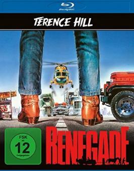 Renegade (1987) [Blu-ray]