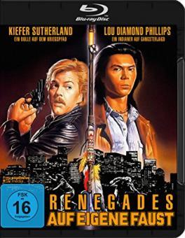 Renegades - Auf eigene Faust (1989) [Blu-ray]