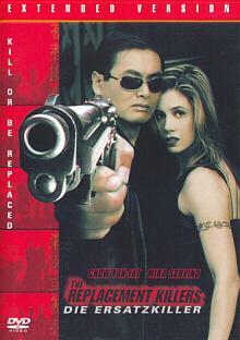 The Replacement Killers - Die Ersatzkiller (Extended Edition) (1998) [FSK 18]