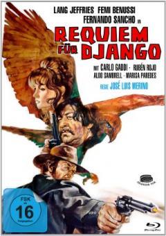 Requiem für Django (Special Edition, Blu-ray+DVD) (1968) [Blu-ray]