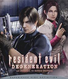Resident Evil: Degeneration (2008) [Blu-ray]