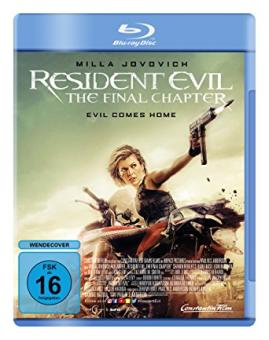 Resident Evil: The Final Chapter (2016) [Blu-ray]