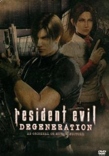 Resident Evil: Degeneration (Steelbook) (2008)