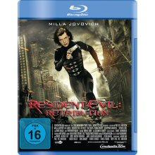 Resident Evil: Retribution (2012) [Blu-ray]