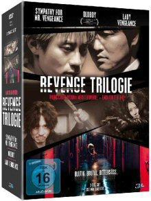 Revenge Trilogie (Mr. Vengeance / Oldboy / Lady Vengeance) (3 DVDs)