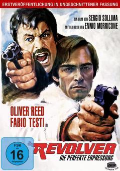 Revolver - Die perfekte Erpressung (1973) [Gebraucht - Zustand (Sehr Gut)]