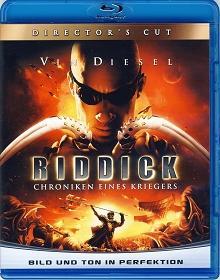 Riddick - Chroniken eines Kriegers (Director's Cut) (2004) [Blu-ray]