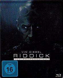 Riddick - Überleben ist seine Rache - Extended Cut (Steelbook) (2013) [Blu-ray]