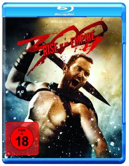 300: Rise of an Empire (2014) [FSK 18] [Blu-ray]
