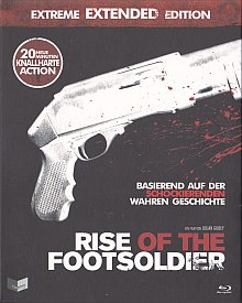 Rise Of The Footsoldier (Extreme Extended Edition) (2007) [FSK 18] [Blu-ray]