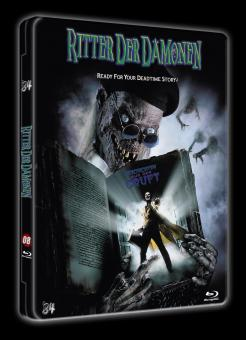 Ritter der Dämonen (Limited Metalpak) (1995) [FSK 18] [Blu-ray]