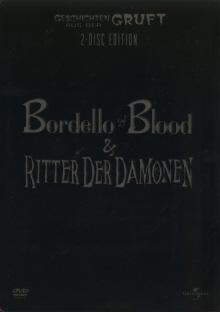 Bordello of Blood & Ritter der Dämonen (2 DVDs Steelbook, Uncut) [FSK 18]
